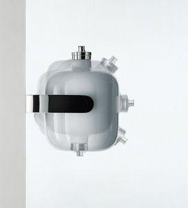 Wandmontage-Seifenspender / aus Edelstahl / Wohnbereich / manuell