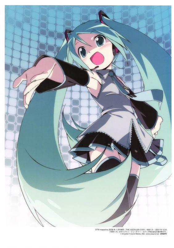 Vocaloid2: Miku