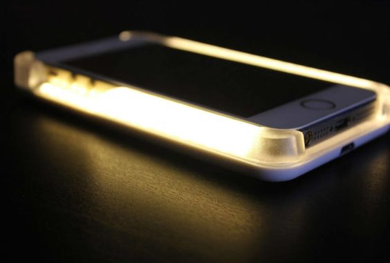 Led Selfie Phone Case