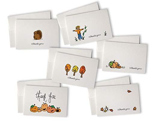 Children Note Cards Assorted Pack