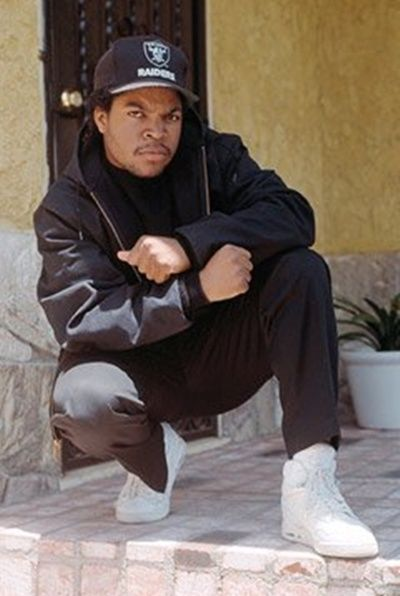 """Ice Cube """"CRAZY MOTHER F****R NAMED ICE CUBE"""""""