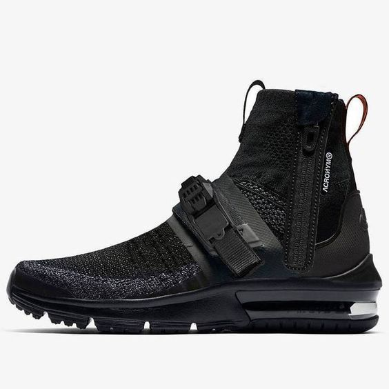 """2018 shoes new high quality new collection lightresist: """" Nike Air x Acronym   Concept """"   Mens fashion shoes"""