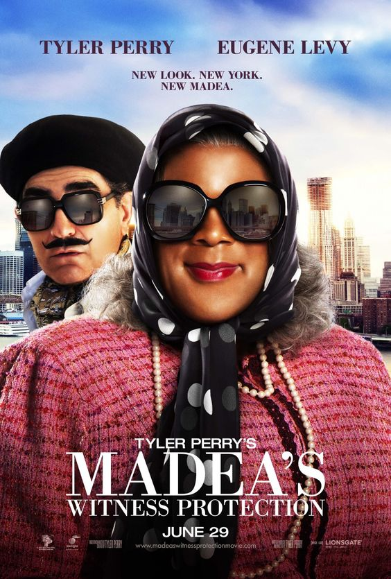 Madea - cannot wait for this to come out!!! :)