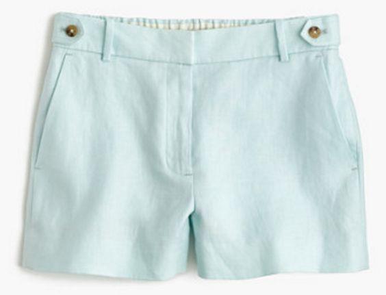 Aqua Garden Shorts