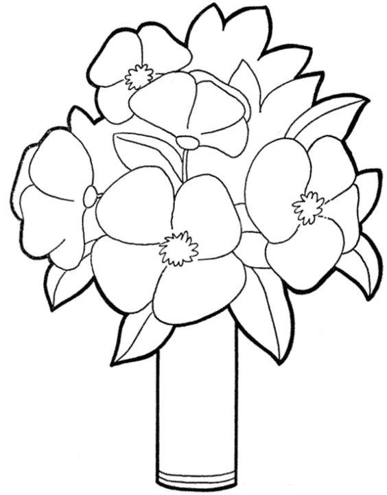 fruehlingsblumen-ausmalbilder-dekoking-com-8   Ausmalbilder + ...