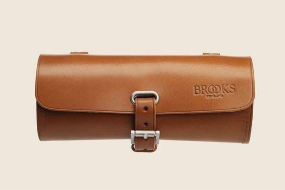 Brooks Challenge Tool Bag Honey MED