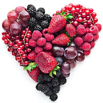 6 Healthiest Berries. These heart-healthy fruits that pack a lot of health benefits from Vitamin C and fiber to antioxidants and polyphenols which fight heart disease and cancer. Fresh, frozen, or dried: eat up!