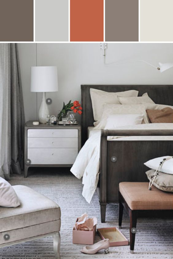 MODERN MOMENT BENCH Bedroom Designed By Baker Furniture via Stylyze