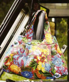 Veja como fazer uma bolsa de tecido chita em apenas 9 passos simples. Você vai se surpreender com a beleza e simplicidade dessa bolsa.