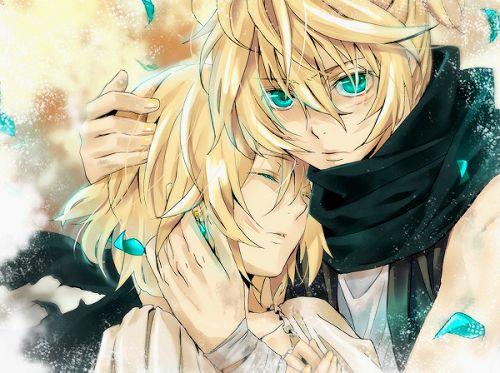 Len x Rin (Vocaloid) Twincest