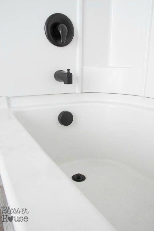 17 Diy Bathroom Upgrades You Can Actually Do Shower Fixtures