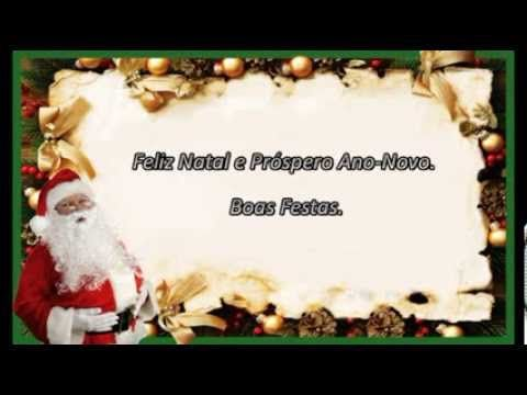 Mensagem de Natal - 2013 (+playlist)