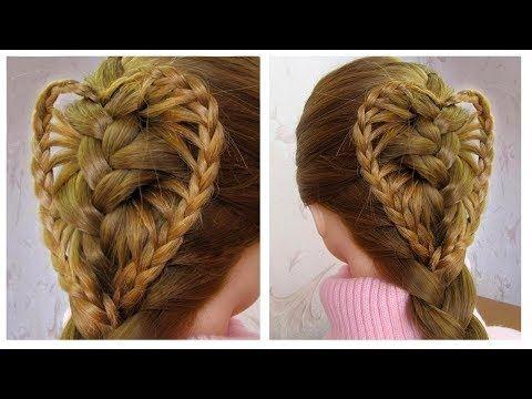 18+ Tuto coiffure petite fille youtube inspiration