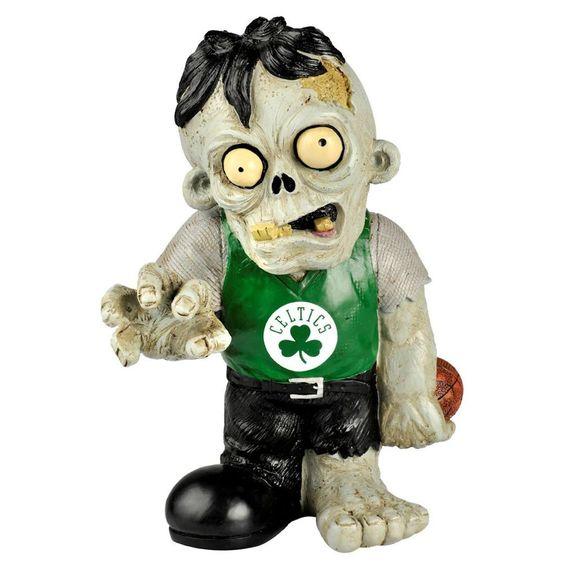 Boston Celtics NBA Zombie Figurine