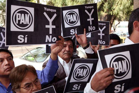 """CIUDAD DE MÉXICO (apro).- La organización ultraderechista El Yunque, muchos de cuyos líderes militan en el PAN, es la principal orquestadora de las marchas de este sábado 10 en todo México contra el matrimonio igualitario, en una estrategia idéntica a la que esta secta orquestó en España, entre 2009 y 2011, para """"derrocar"""" al gobiernoLeer más"""