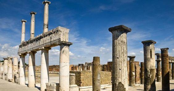Pompeya, ciudad de la Antigua Roma