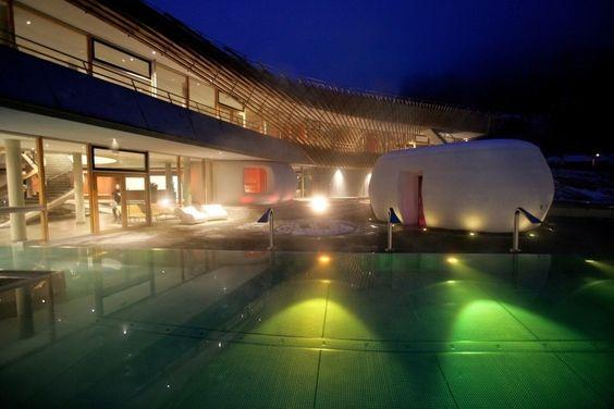 Architektur trifft auf Entspannung