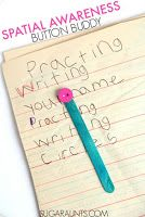 Handwriting Warm-Up Exercises for Little Hands