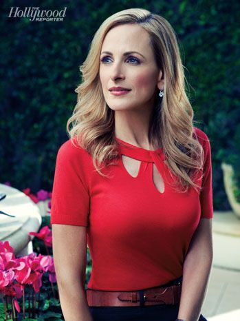 Oscars 2013: 16 Icons Come Together for THR's Oscar Issue: Marlee Matlin