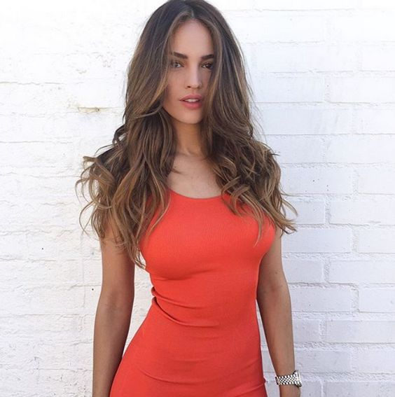 @Eizagonzalez Eiza Gonzalez Is The Megan Fox Of Mexico.