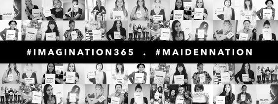 Maiden Nation Banner   #maidennation