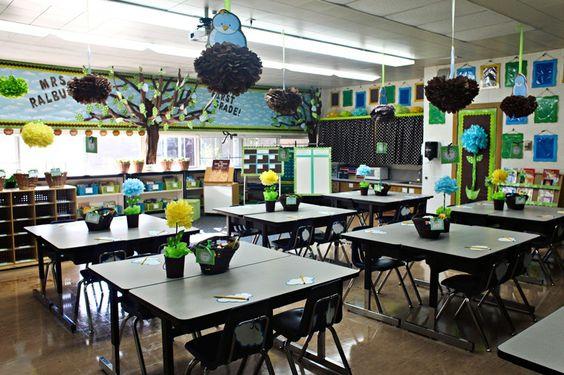 Adorable classroom