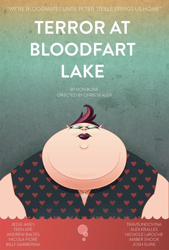 Alternative Movie Posters on Behance