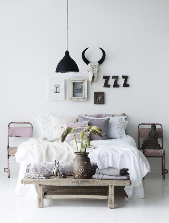 Stylisme déco : aménager une chambre - FrenchyFancy