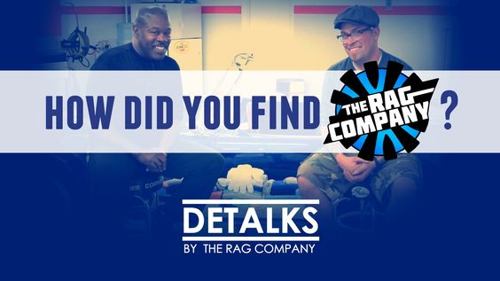 How Did You Find Rag Company Microfiber? - Featuring The Junkman and Lev...