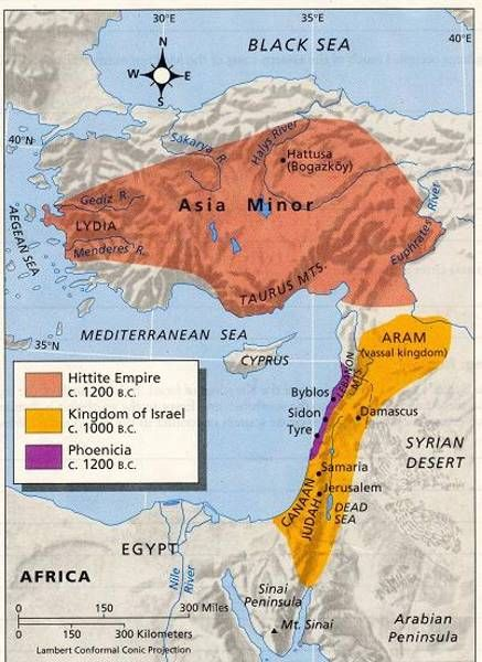 The Great Empires of the Ancient East by George Rawlinson ...  |Babylonian Empire Phoenicia