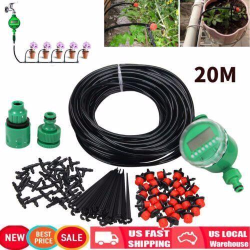 Irrigation System Garden In 2020 Self Watering Drip Irrigation System Drip Irrigation