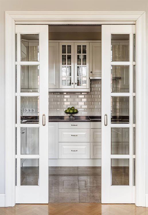 11 Puertas para cocina modernas