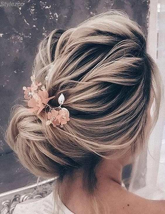 Brilliant Wedding Hairstyles Trends For Medium Long Hair Braided Hairstyles Wedding Hair Trends Long Hair Styles