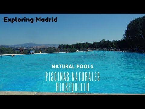 Dónde Ir Este Verano En Madrid Piscinas Naturales Y Embalse De Riosequillo Buitrago De Lozoya Youtube En 2020 Piscinas Naturales Piscinas Comunidad De Madrid