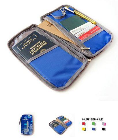 Organizador de documentos pasaporte papeles dinero - Organizador de papeles ...