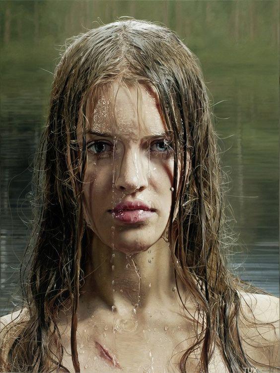 philipp weber artiste peintre peintures hyperrealistes bluffant incroyable 1
