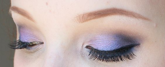Hantastic Beauty: 30 Days Of Make-Up Day 14: Practising Falsies
