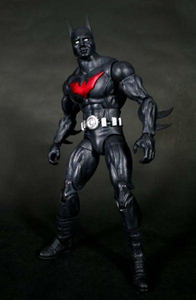 Batman beyond Arkham City (DC Universe) Custom Action Figure