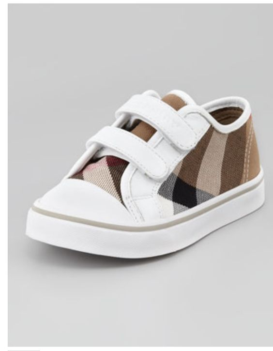 Chaussure Burberry Bebe Garcon