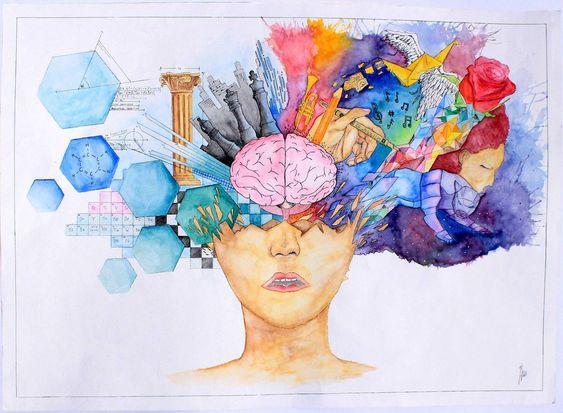 Cerebro izquierdo vs. cerebro derecho