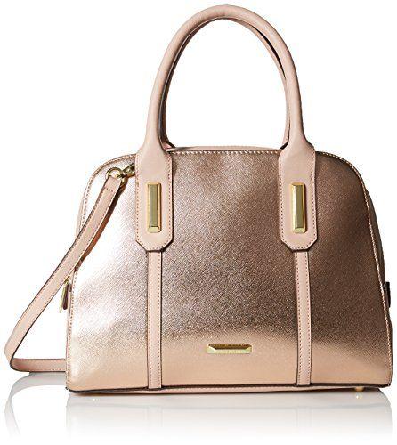 hermes crocodile birkin bag price - Anne Klein Show Off Satchel Bag, Rose Gold, One Size Anne Klein ...