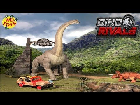 Jurassic World Legacy Collection Brachiosaurus Jurassic Park In Hand