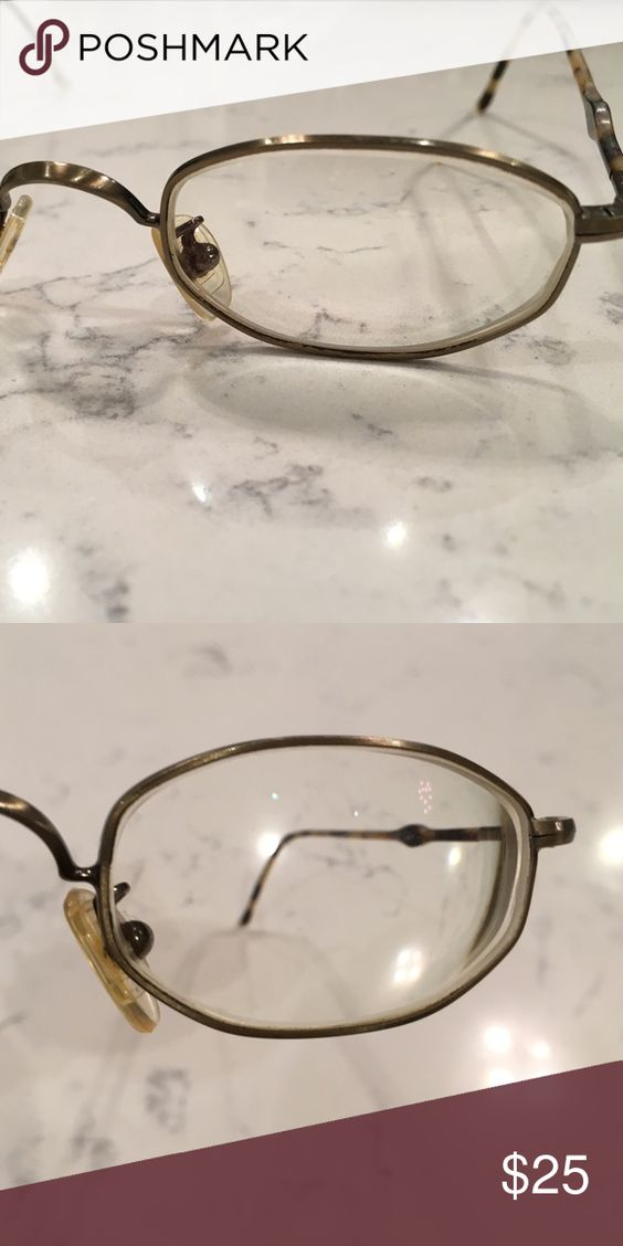 Super Vintage DKNY Eyeglasses w/ Awesome Tortoise Vintage, old school wire eyeglasses. Trendy and look great on! In amazing condition very comfortable! Fits a basic head. Prices are flexible:) DKNY Accessories Glasses