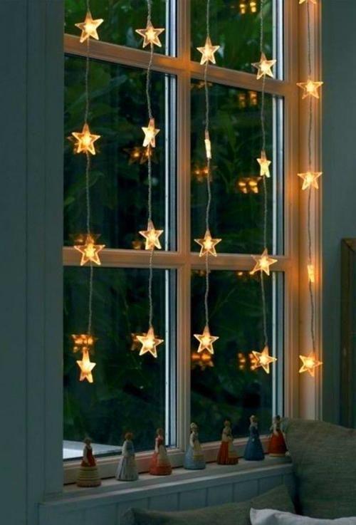 Christmas Eyeshadow Looks Christmas Apartment Christmas Window Decorations Diy Christmas Lights