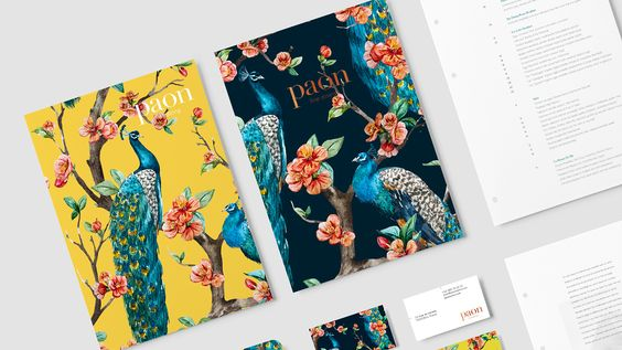 Paon - Fine Dining on Behance