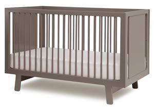 Oeuf - Sparrow Crib. This is my favorite...and it's green.