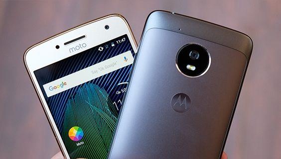 Motorola Moto G5 & Moto G5 Plus