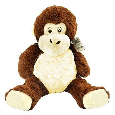 Pluche knuffel aap groot 47 cm