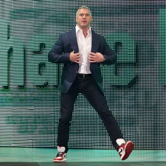 """""""Shane impressed a lot of people back in the day. He had to work really, really hard, being the boss's son, an untrained wrestler, to not go out and embarrass himself."""" –Jim Ross lauds Shane McMahon; The LAW (3/2/16)"""