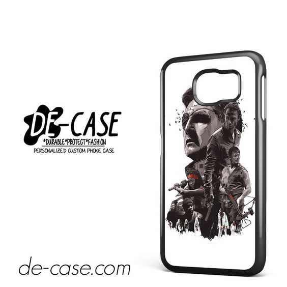 Rick Vs Governor DEAL-9247 Samsung Phonecase Cover For Samsung Galaxy S6 / S6 Edge / S6 Edge Plus